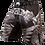 Thumbnail: Шорты MMA Venum Black Eagle Fightshorts  Black