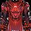 Thumbnail: RUSH GUARD venum bloody roar/red