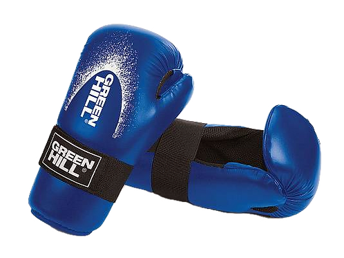 Перчатки для кикбоксинга Green Hill 7-Contact