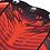 Thumbnail: Компрессионные штаны Venum Bloody Roar Red