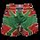 Thumbnail: Трусы THAI-BOXING британский флаг (зел)