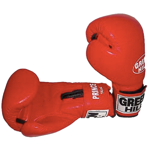 Перчатки боксерские Green Hill Prince