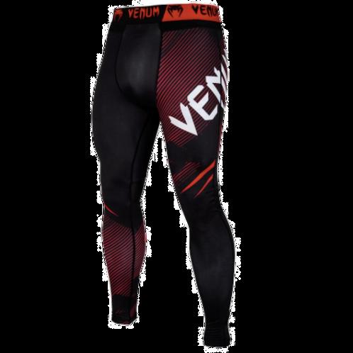 Компрессионные штаны Venum NoGi 2.0 Spats Red