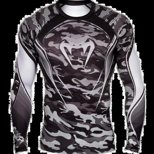 RUSH GUARD Venum Camo Hero Compression T-Shirt