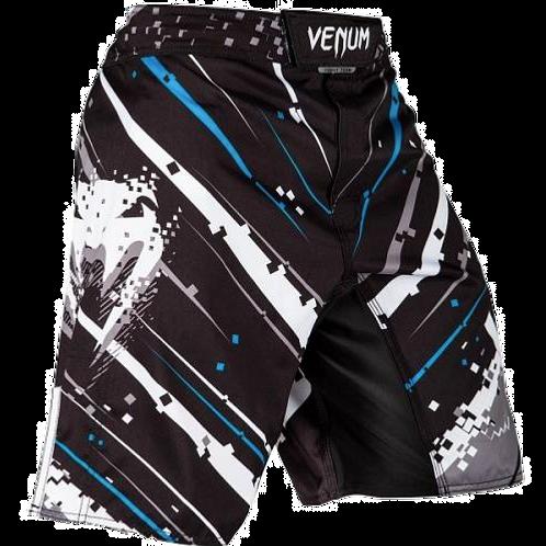 Шорты MMA Venum Pixel black/grey