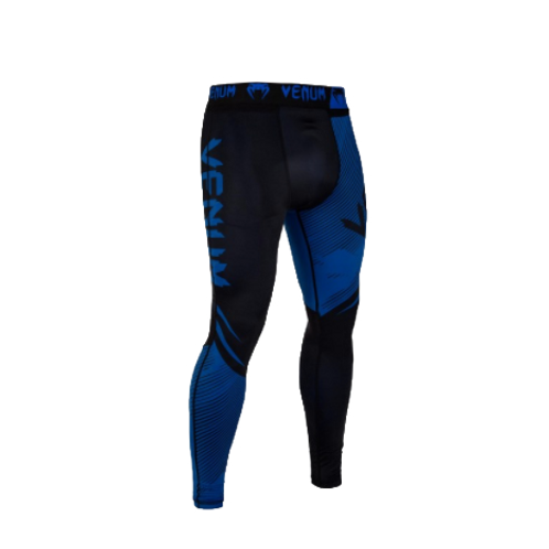 Компрессионные штаны Venum NoGi 2.0 Blue