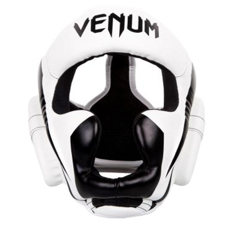 Шлем VENUM Elite  White/Black