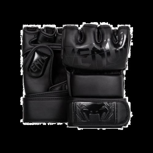 Перчатки MMA Venum Undisputed 2.0 Semi Leather  Mate/Black