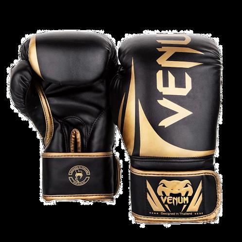 Venum Перчатки боксерские Challenger 2.0 Black/Gold