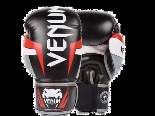 Venum Elite Black/Red/Grey
