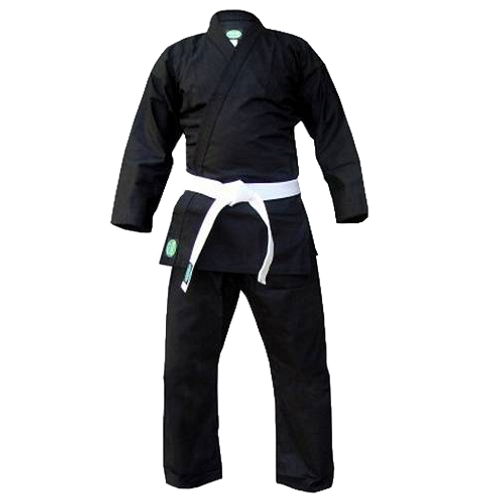 Кимоно Green Hill CLUB (черное)