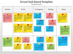 scrum-task-board-template