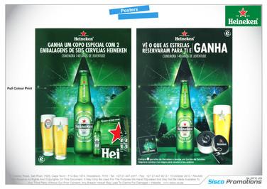 Heineken - Poster