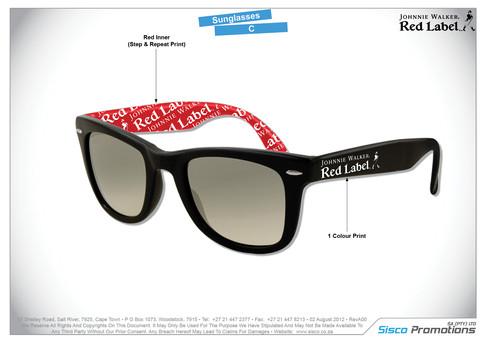 Johnnie Walker Sunglasses