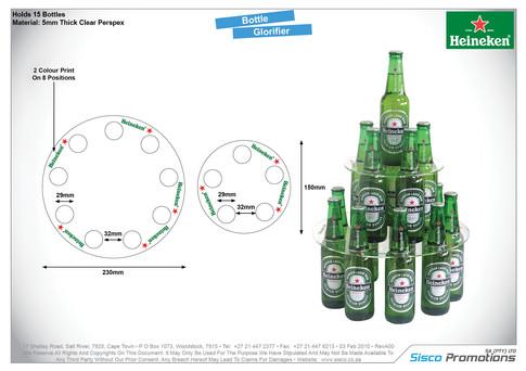 Heineken - Bottle Glorifier