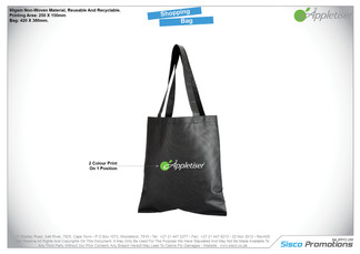 Appletiser - Shopping Bag