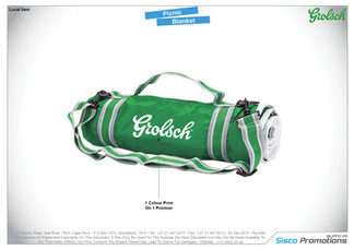 Grolsch - Picnic Blanket