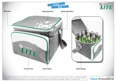 Castle Lite Cooler Bag