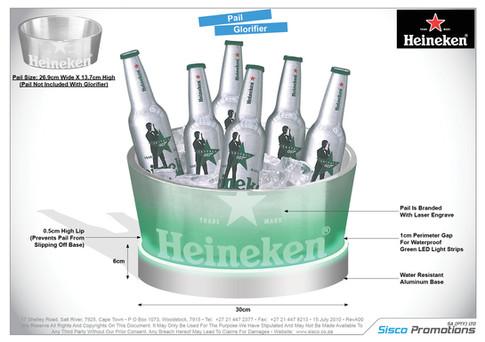 Heineken - Pail Glorifier