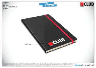 Edgars - A5 Notebook
