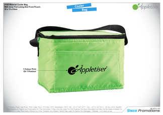 Appletiser - Cooler Bag