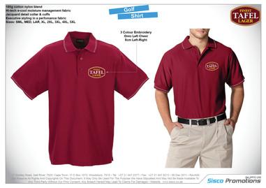 Tafel Lager - Golf Shirt