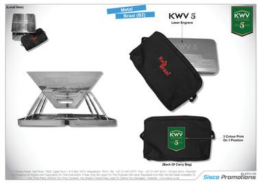 KWV - Metal Braai