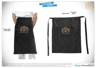 KWV - Calf Length Apron