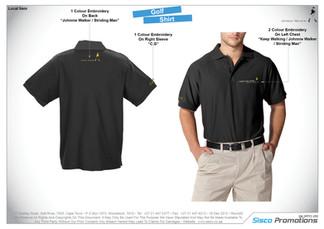 Johnnie Walker - Golf Shirt
