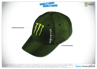 Monster Peak Cap