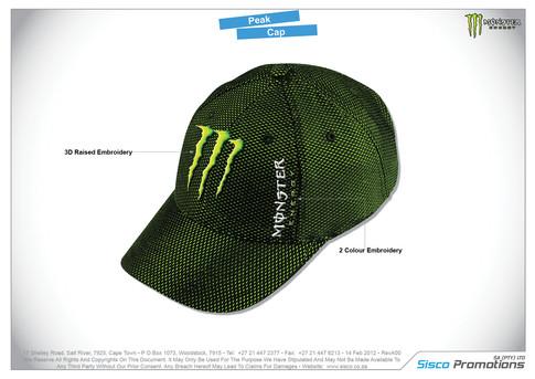 Monster Peak Cap