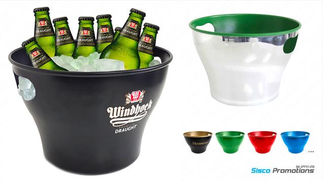 Metal Beer Bucket