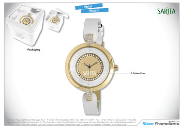Sarita Wristwatch