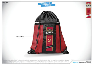 KWV - Draw String Bag