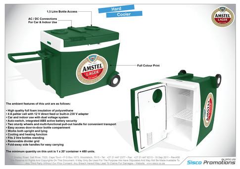 Amstel Cooler Bag