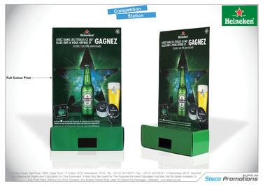 Heineken - Competition Station
