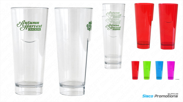 Plastic Events Glass