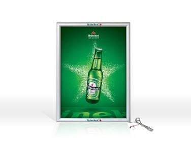 Heineken - LED Poster