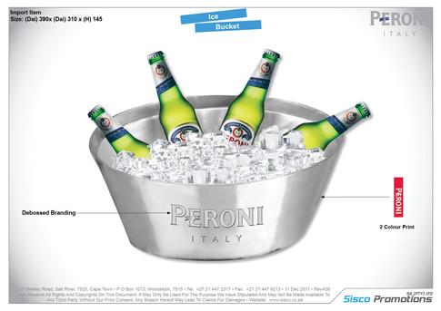 Peroni Ice Bucket