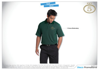 KWV - Golf Shirt