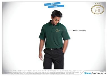 KWV - Golf Shirt