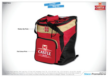 Castle Cooler Bag