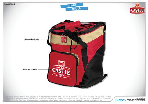 Castle Cooler Bag