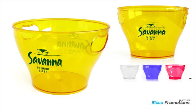 Acrylic Beer Bucket