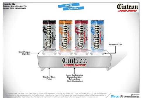 Cintron - Bottle Glorifier