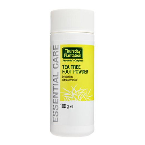 Thursday Plantation Tea Tree Foot Powder