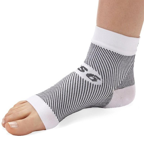 FS6 Compression Foot Sleeve (One Twin Pack = Two Sleeves)