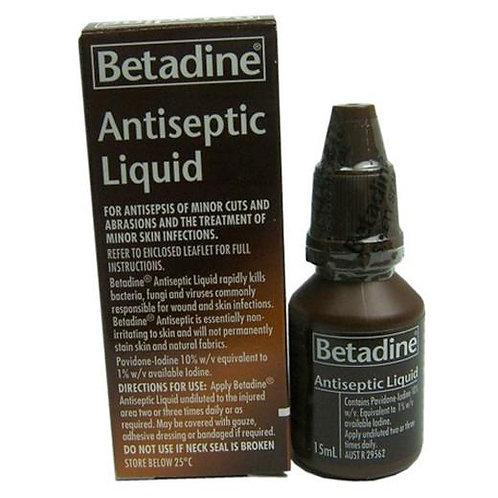 Bedatine Antiseptic Liquid