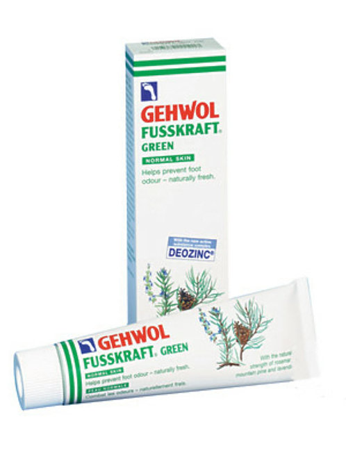 GEHWOL FUSSKRAFT Green