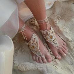 Wedding Toes!